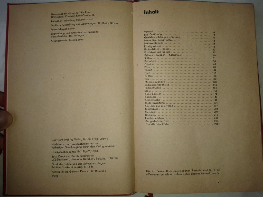 Wir kochen gut von 1968 (ToC)