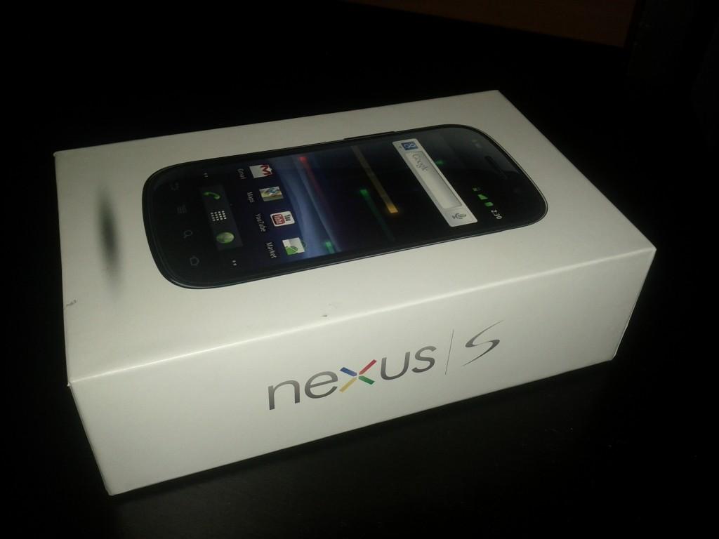 Boxed Nexus S
