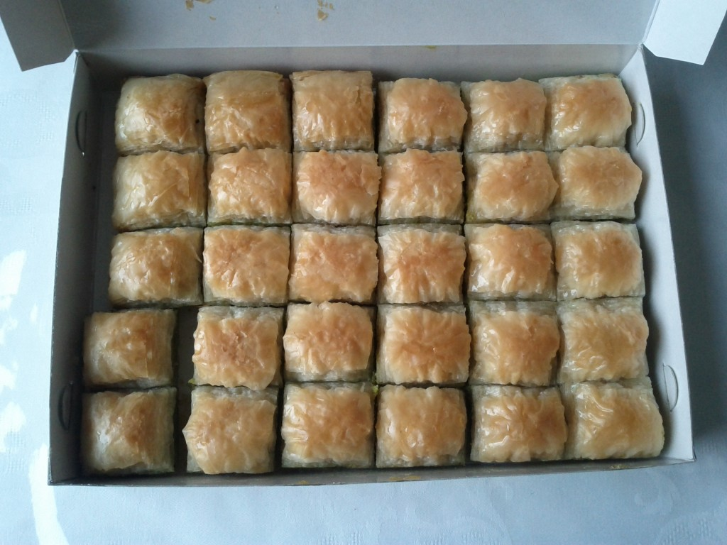 Full Package of Baklava