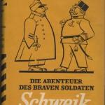 Die Abenteuer des braven Soldaten Schwejk (Cover)