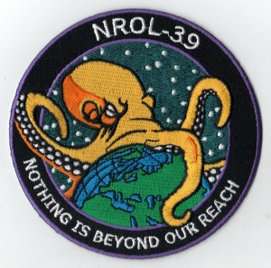 NROL-39 Mission Patch (Source: NASA Space Flight Forum)