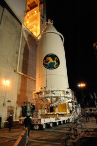 NROL-39 Payload Container (Source: United Launch Alliance via ODNI)