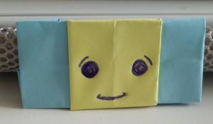 Akatsuki Probe 2D Origami