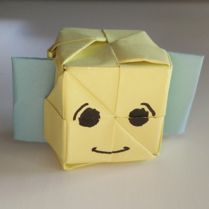 Akatsuki Probe 3D Origami